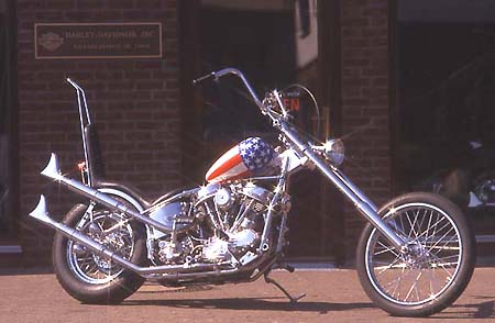 Harley Davidson Easy Rider Chopper Kaufen
