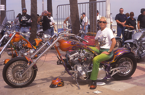 Bike Week Daytona Beach Foto Winni Scheibe